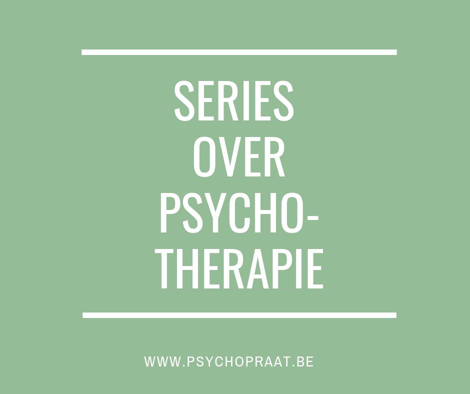 Series over psychotherapie